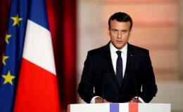 فرانسیسی صدر کی جانب سے لیبر قوانین میں مجوزہ تبدیلیوں کے خلاف  لوگ سڑکوں پر نکل آئے