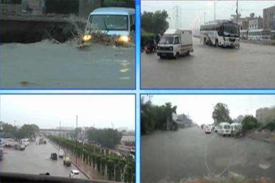 Karachi Floods
