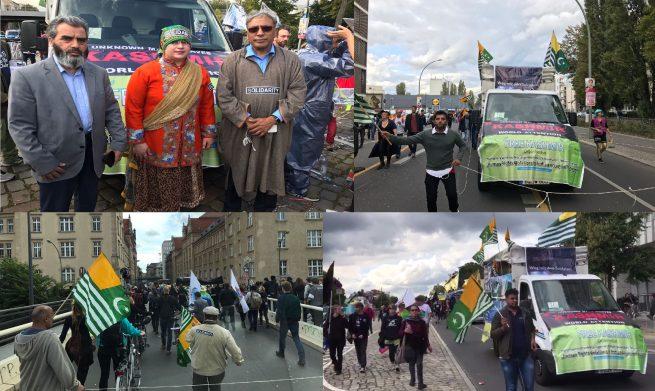 Kashmir in Carnival