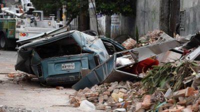 Mexico Earthquak
