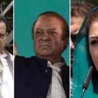 Captain Mohammad Safdar,Nawaz Sharif, Maryam Nawaz