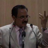Telangana University Dr Taqi Abedi Lecture
