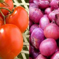 Tomato, Onion