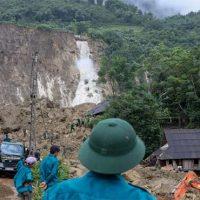 Vietnam Stormy Rains