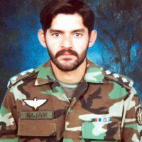Captain Najam Riaz Raja Shaheed
