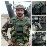 Captain Salman Farooq Lodhi