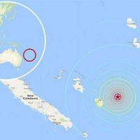 East Australi Earthquake