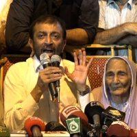 Farooq Sattar Mother