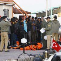 Human Trafficking Pakistani Europe Illegal Travel