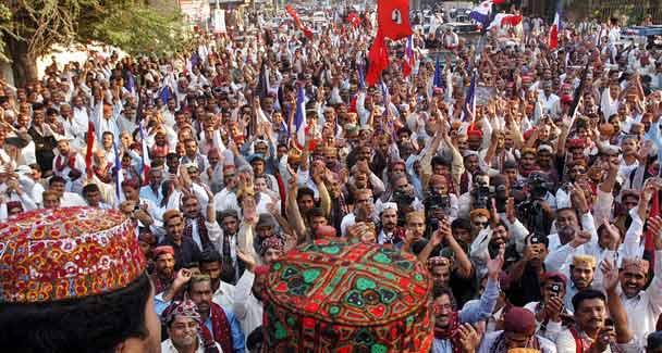مہاجر قوم اور سندھ کی سیاسی صورتحال