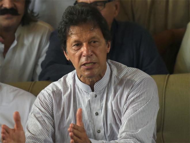کسی کو این آر او دیا گیا تو عوام کو لے کر اسلام آباد پہنچ جاؤں گا: عمران خان