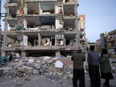Iran, Iraq Earthquake