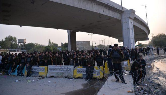اسلام آباد دھرنا: حکومت کا مظاہرین سے باضابطہ مذاکرات کا فیصلہ