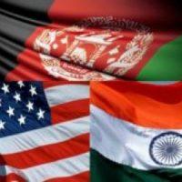 America, India, Afghanistan