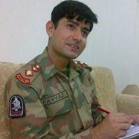 Captain Fayaz Ahmad