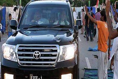 Imran Khan - Caravan Firing