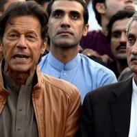 Imran Khan - Jahangir Tareen
