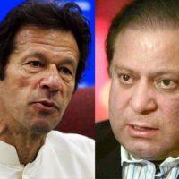 Imran Khan - Nawaz Sharif