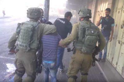 Israeli Soldiers Violence