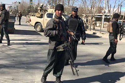 Kabul Suicide Blast