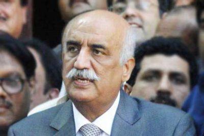 Khurshsh Shah