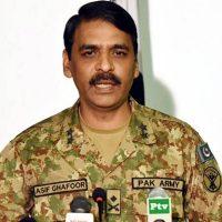 Maj Gen Asif Ghafoor
