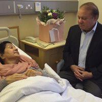 Nawaz sharif - Kalsoom nawaz