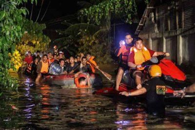 Philippines Flood
