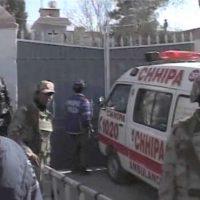 Quetta Church Attack