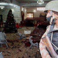 Quetta Church - Suicide Attack