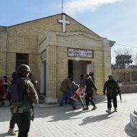 Quetta Church Tragedy