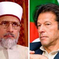 Tahir-ul-Qadri - Imran Khan