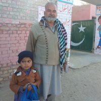 Teacher Mohammad Siddiq