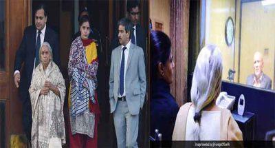 kulbhushan Yadav Family