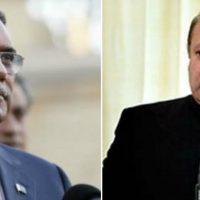 Asif Ali Zardari - Nawaz Sharif