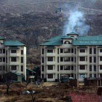 Attack on Commando Training Center