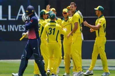 Australia vs England