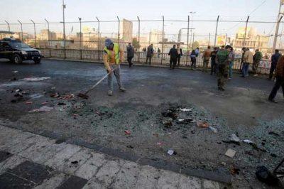 Baghdad Suicide Attacks