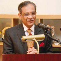Chief Justice Saqib Nisar