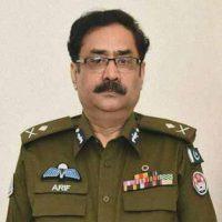 IG Punjab Arif Nawaz