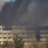Kabul Hotel Attack,
