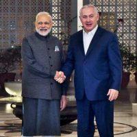 Narendra Modi - Netanyahu