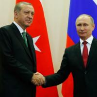President Erdoğan - Vladimir Putin