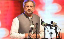 اگلے 15 سال کیلئے بجلی کا بحران حل کر دیا: وزیر اعظم شاہد خاقان عباسی