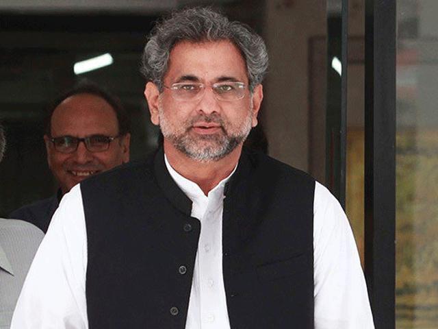 آرمی چیف نے جمہوری عمل جاری رہنے کی یقین دہانی کرائی ہے، شاہد خاقان عباسی