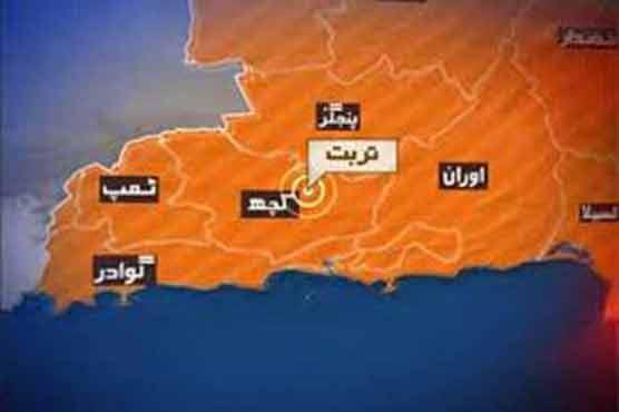تربت: سکیورٹی فورسز کی گاڑی پر دہشتگردوں کی فائرنگ، 5 اہلکار شہید