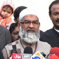 Zainab Father