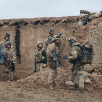 Afghanistan American War