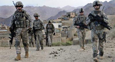 America Afghanistan War