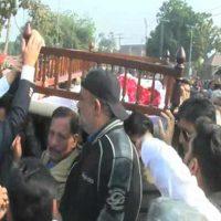 Asma Jahangir – Funeral Prayer
